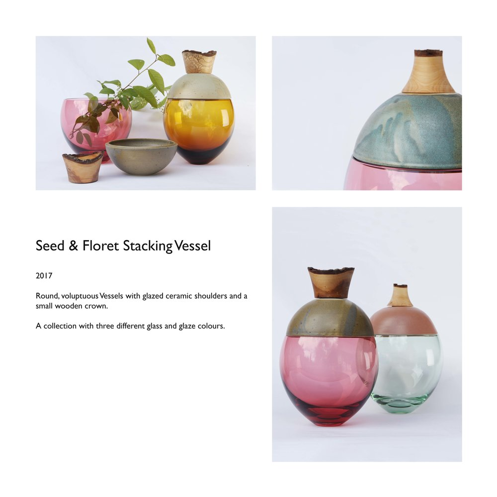 Seed and Floret Stacking Vessel