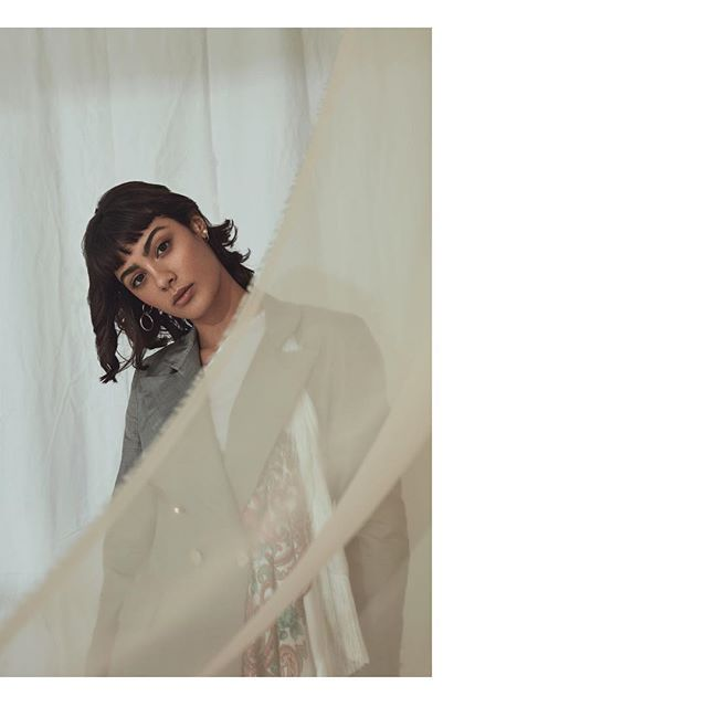 Under Construction |  Art direction @theyinglui  HMUA @makeupbyemaciobanu  Styling @gina__stylist  Model @laisbot  #london #studio #fashion #editorial #beauty #photography #fashionphotography #makeportraits  #test #model