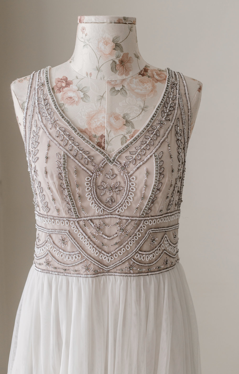 Studio Gown 15 (Details)