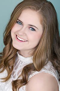 State Finalist #1 Annika Tweten Miss Summerfest's Outstanding Teen