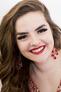 State Finalist #5 Josie Gompf Miss Williston's Outstanding Teen