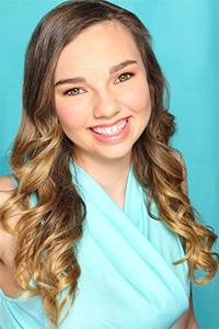 State Finalist #7 Faith Bauclair Miss West Fargo's Outstanding Teen