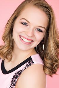 State Finalist #9 Dacia Rambousek Miss Mercer County's Outstanding Teen