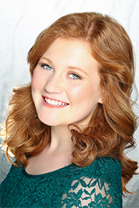 State Finalist #12 Jayden Marquart Miss McKenzie County's Outstanding Teen