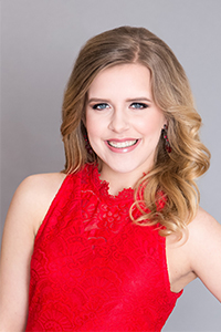 State Finalist #13 Carli Jordan Miss Empire Outstanding Teen