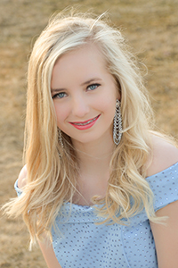 State Finalist #15 Ashley Beers Miss Minot's Oustanding Teen