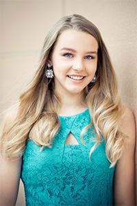 State Finalist #17 Micah Schlittenhardt Miss Northern Lights' Outstanding Teen