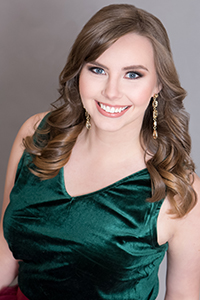 State Finalist #7 Joelle Sunstrom Miss HollyDazzle