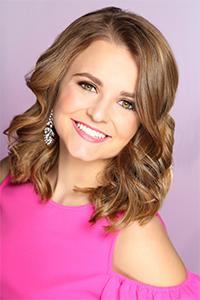State Finalist #8 Danyka Malkowski Miss Upper Missouri Valley
