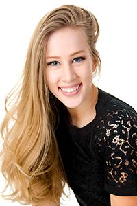 State Finalist #13 Katie Olson Miss Fargo