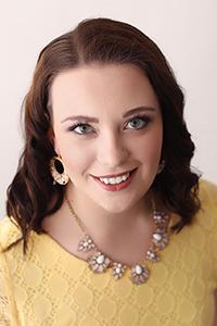 State Finalist #14 Renae Evenson Miss Williston