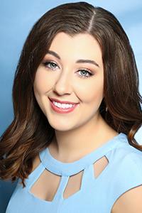 State Finalist #16 Grace Ward Miss West Fargo