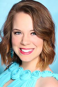State Finalist #17 Jenna Johnson Miss Bonanzaville