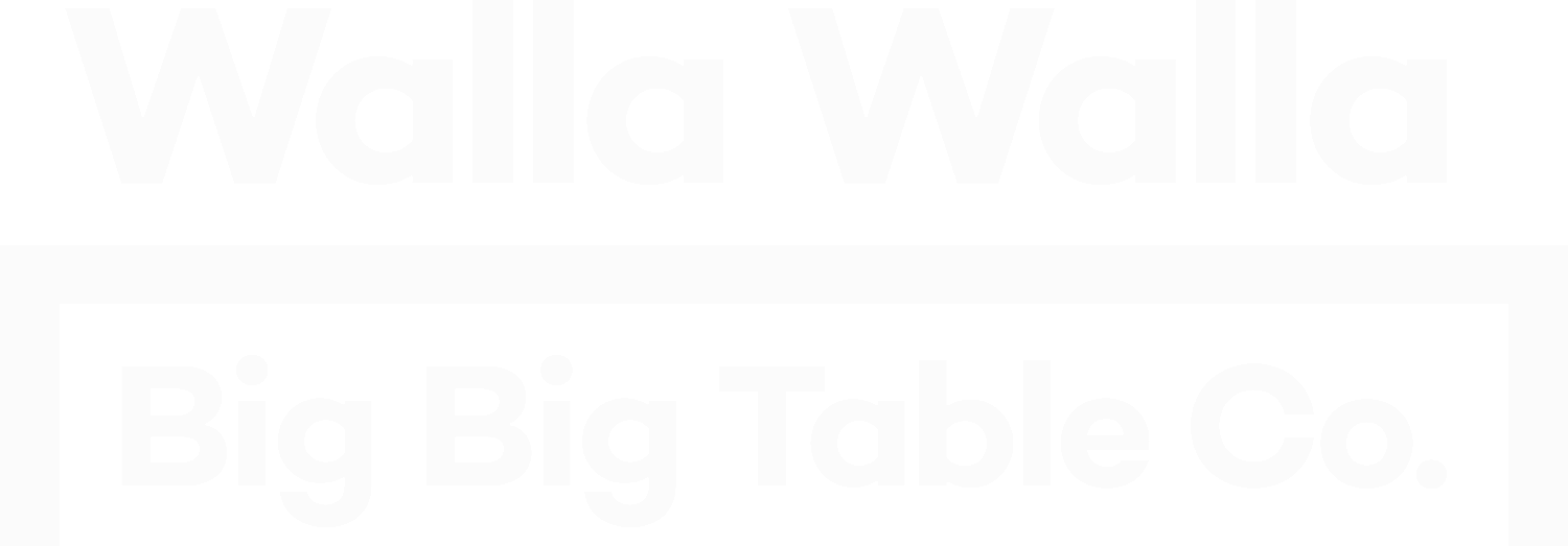 Event Rental Tables | Walla Walla Big Big Table Company