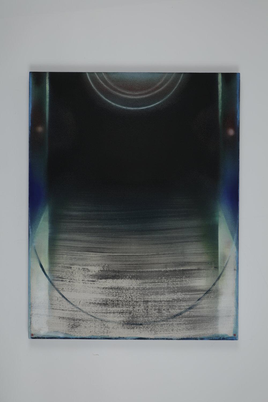 Void -  Oil on canvas - 55cm x 70cm - 2019