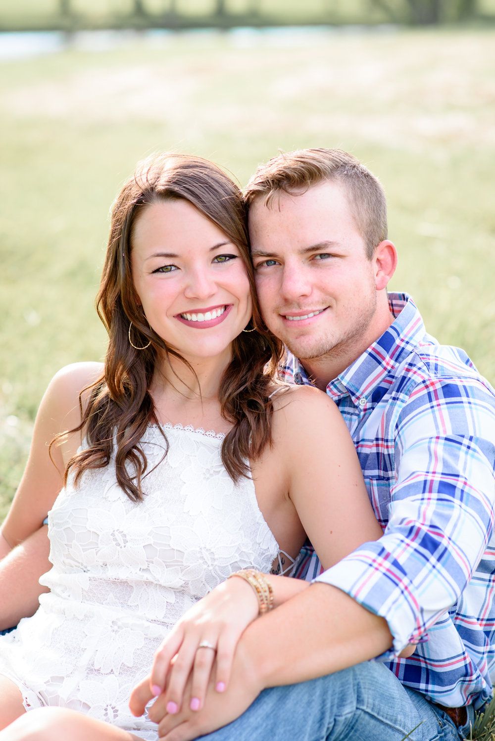 engagement session in lexington kentucky talon winery