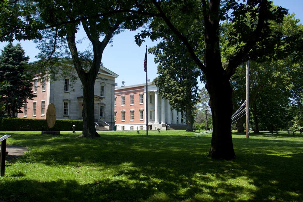 Also on Richmond Terrace You'll find the Art Lab in the Snug Harbor Cultural Center