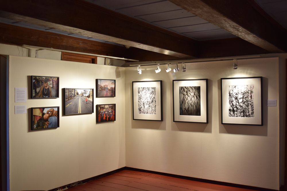Installation view of Staten Island Unlimited
