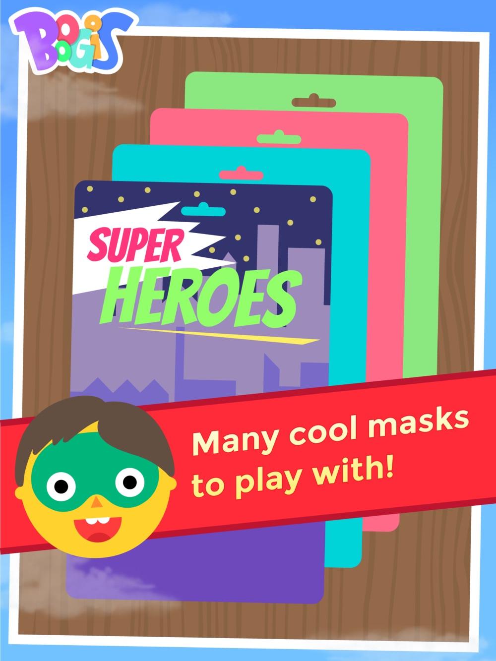 Boogis Mask Maker