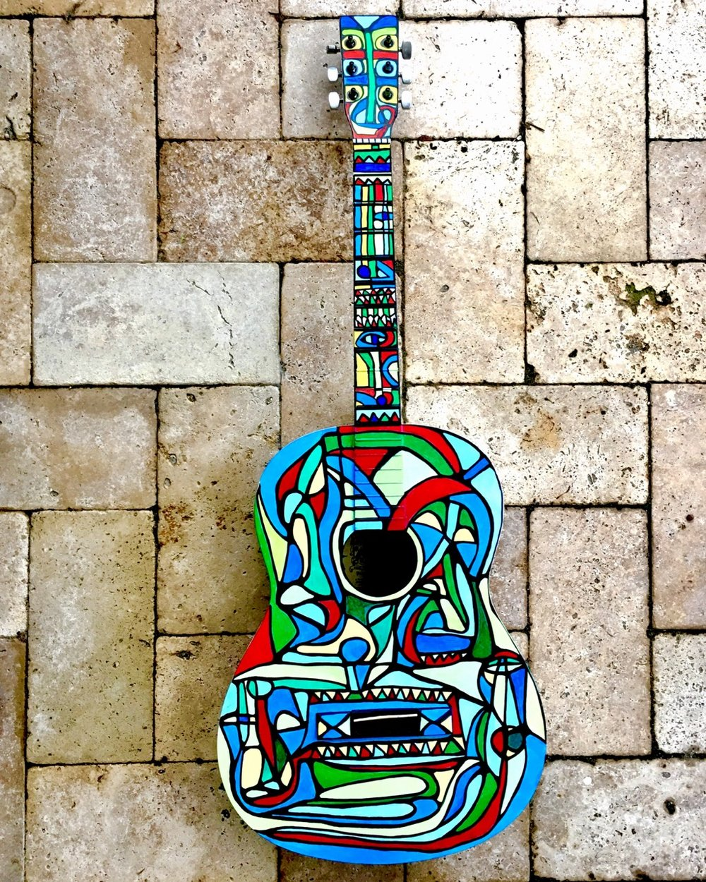ACOUSTIC GUITAR BOMBA