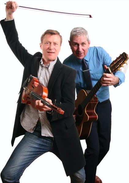 Barry Richard & Fiddler on the Hoof