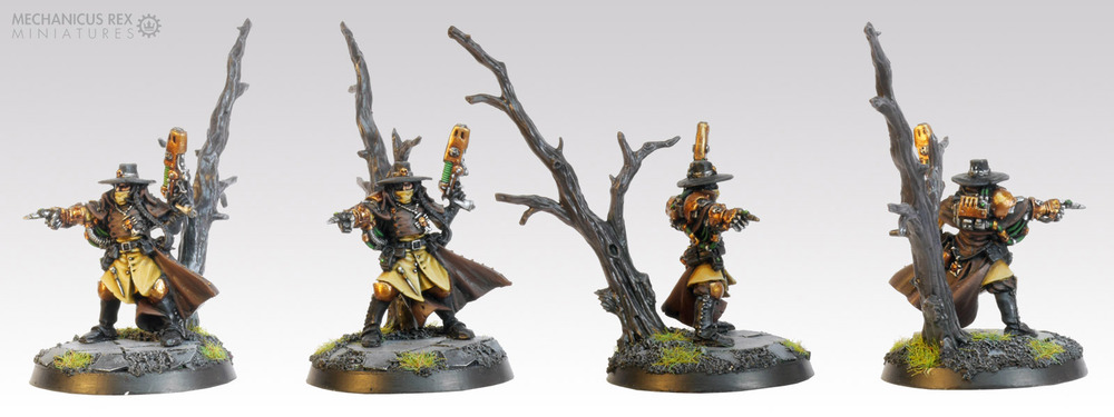 Inquisitor Kanis Sol