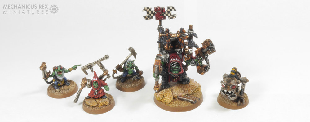 Big Mek and Grots