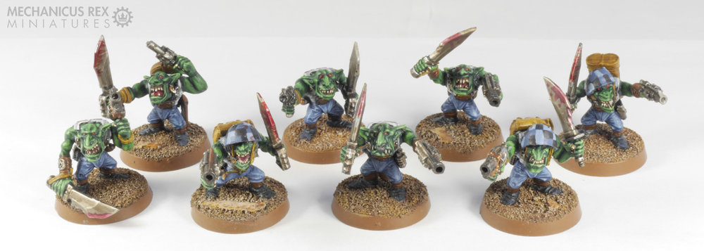 Assault Grots Group