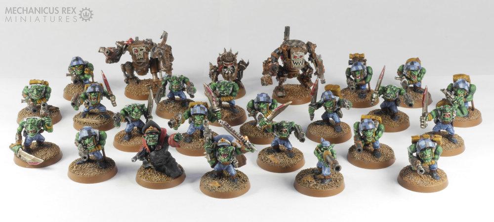 Grot Squad