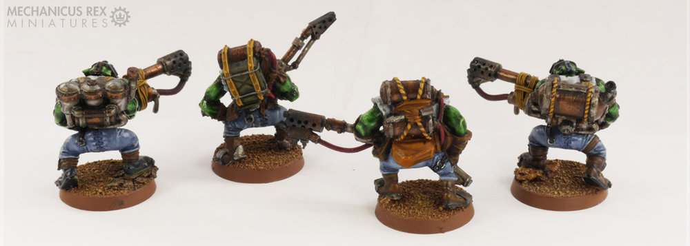 Ork Burnas Back
