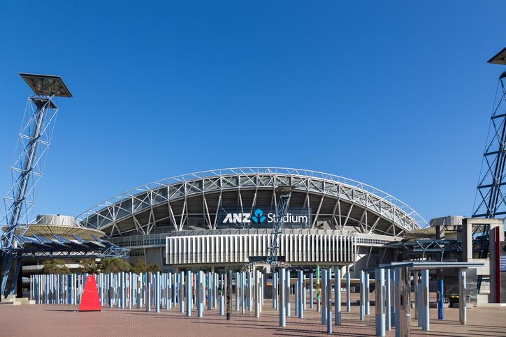 ANZ Stadium Sydney olympic park
