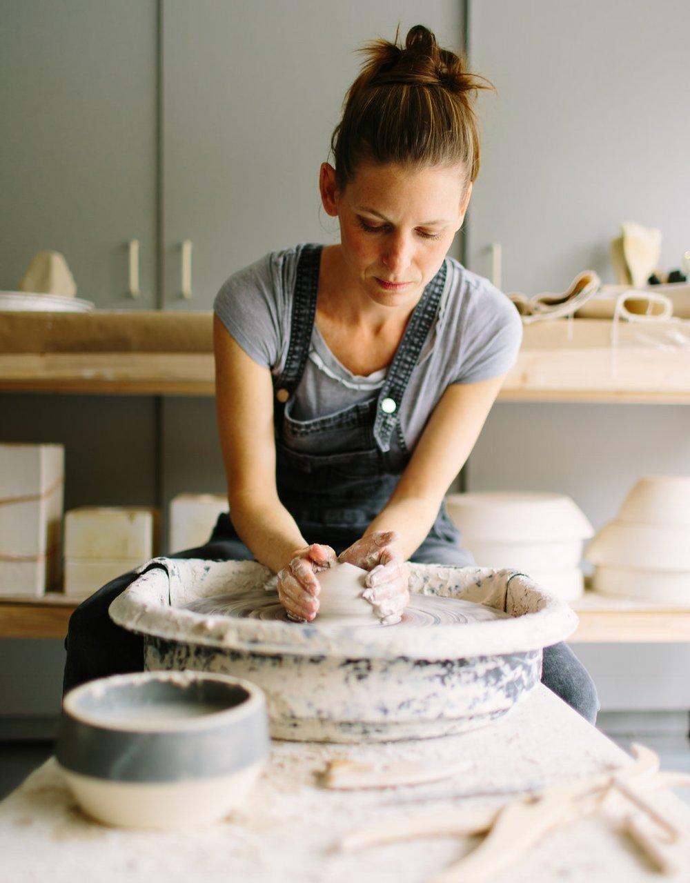 Nicole Novena Ceramic Artist San Diego