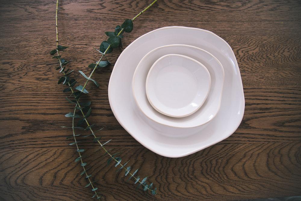Blates - Minimalist Inspired Plates