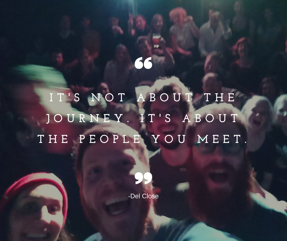 It's not about the journey. It's about the people you meet..png