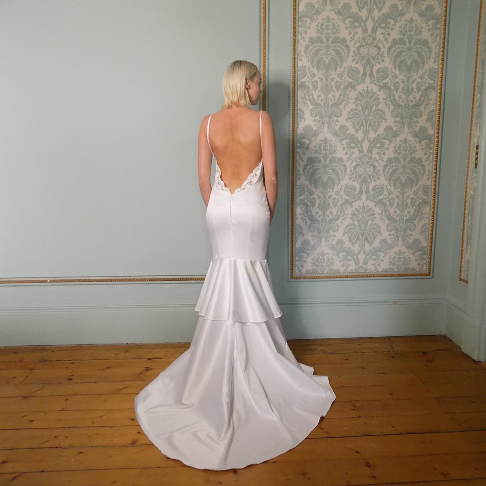 Ariel Wedding dress £1300.