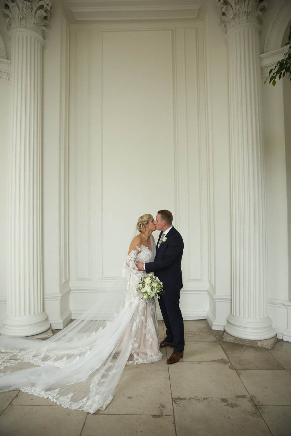 Kensington palace wedding dress
