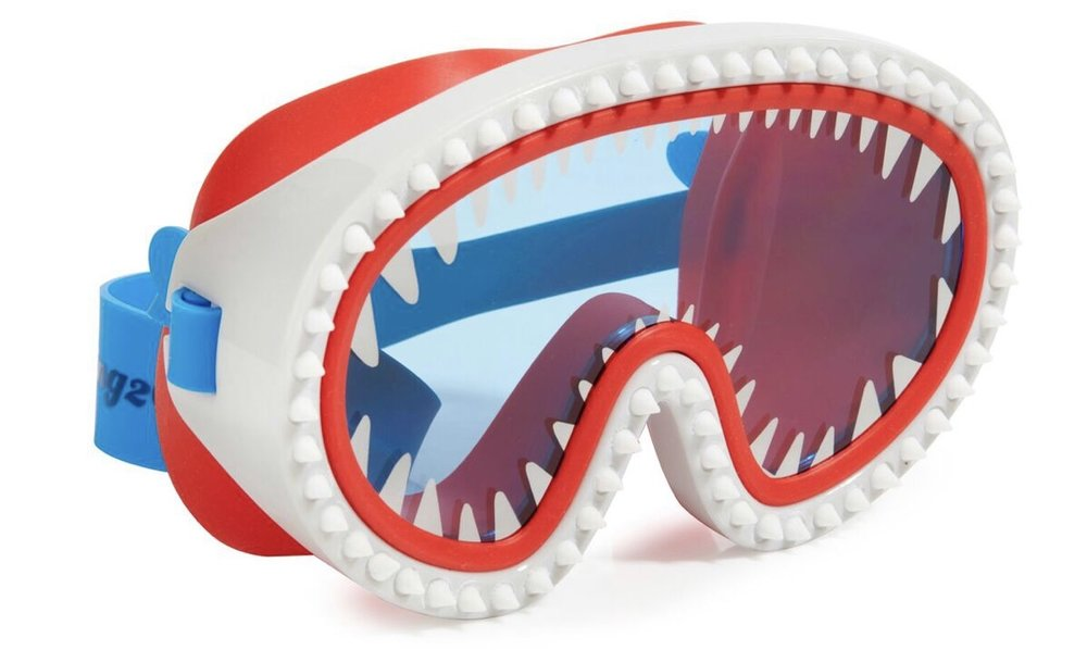 BLING2O CHEWY BLUE LENS GOGGLES