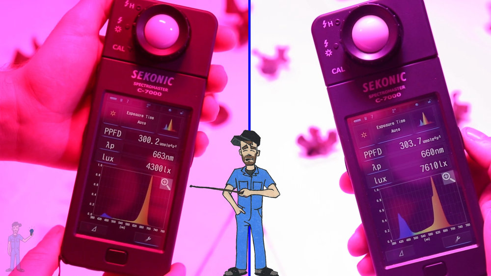4. sekonic blue vs red led spectrum point left.jpg