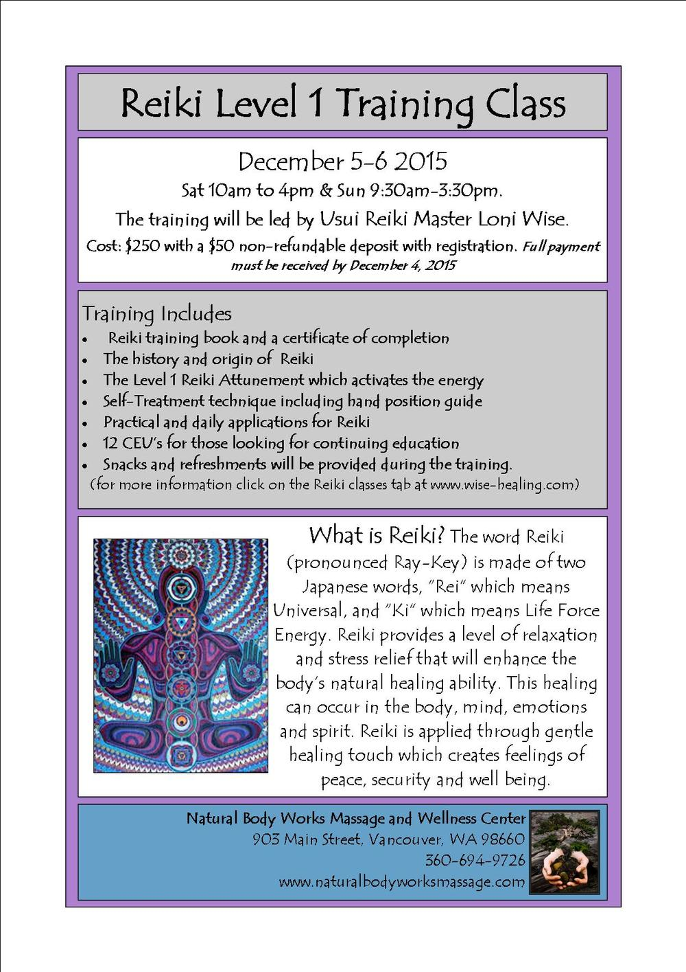 12-2015 Loni-Reiki Level 1 Training Flyer.jpg