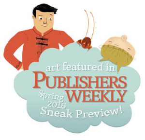 Ugly Dumpling publishers weekly