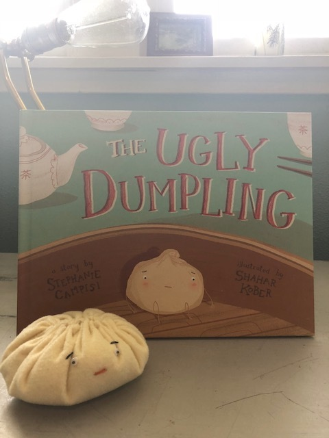 The cutest ugly dumpling ever!