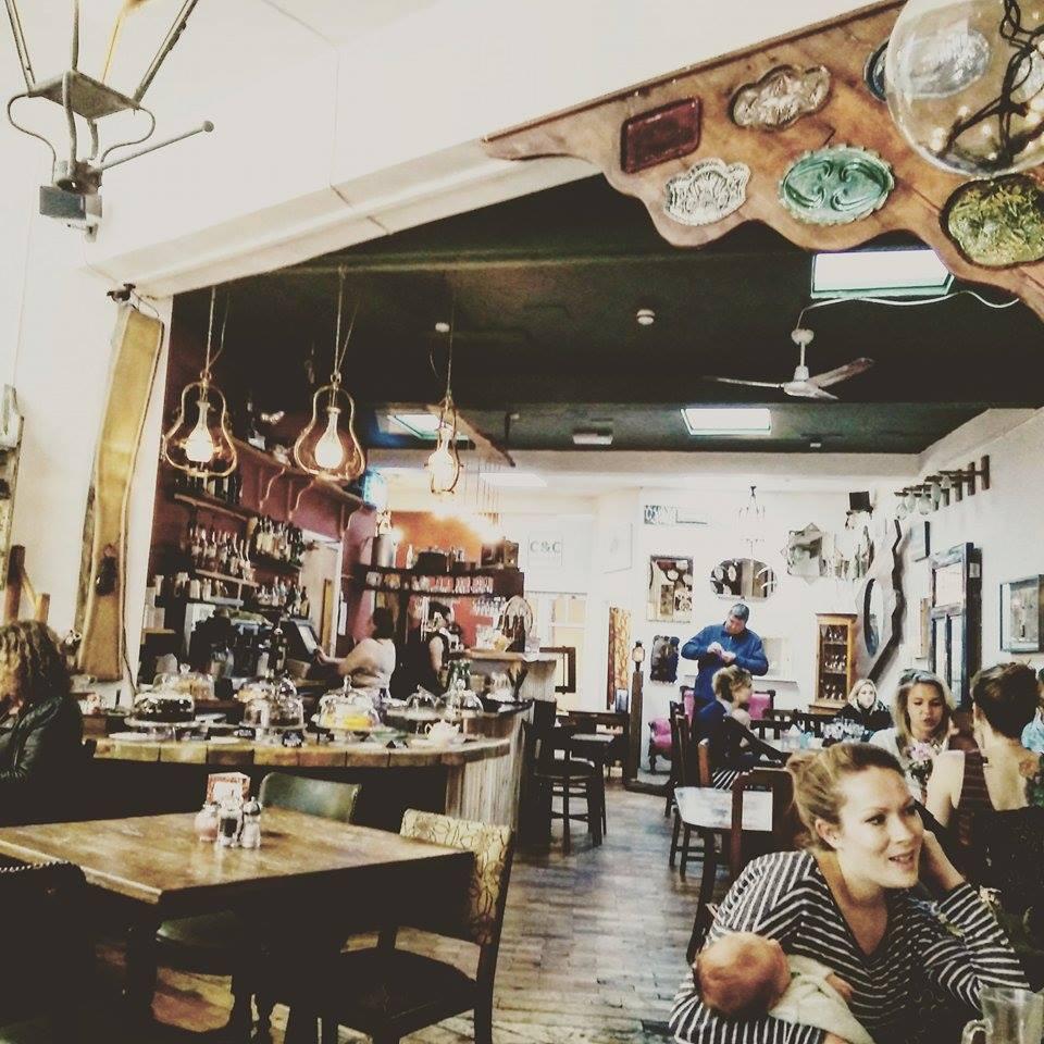 Superpeach coffee blog Canvas and Cream cafe