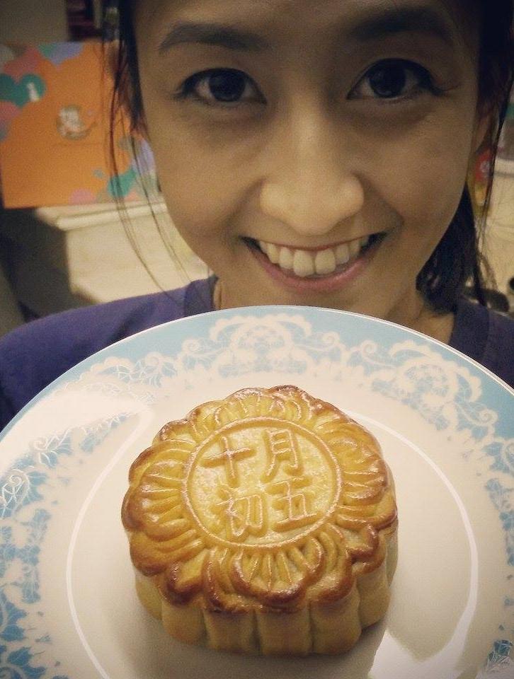 Superpeach Mid-Autumn Festival blog Naomi and mooncake