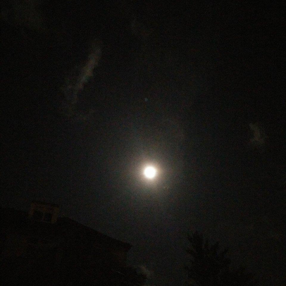 Superpeach Mid-Autumn Festival blog moon