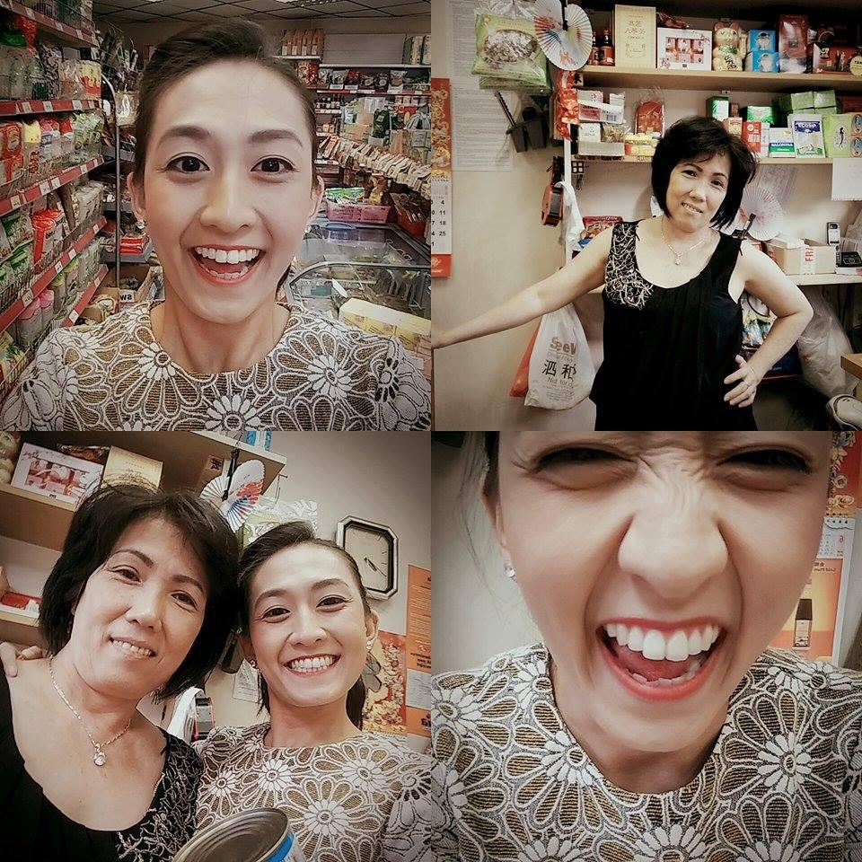 Superpeach Kim Lien Mini Market blog mum