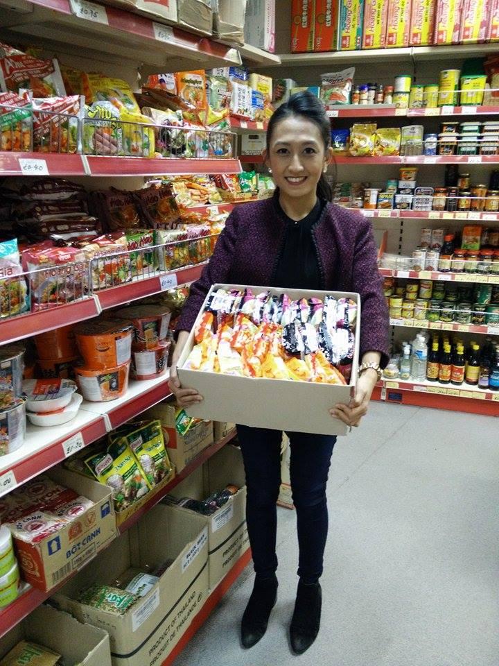 Superpeach Kim Lien Mini Market blog noodle box