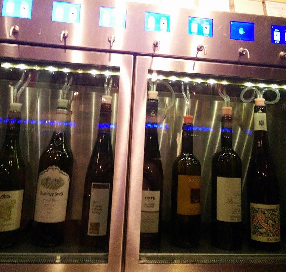 Superpeach blog wine dispenser