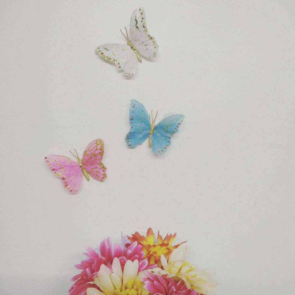 Superpeach blog - My experience workinging with bloggers - 3 butterflies
