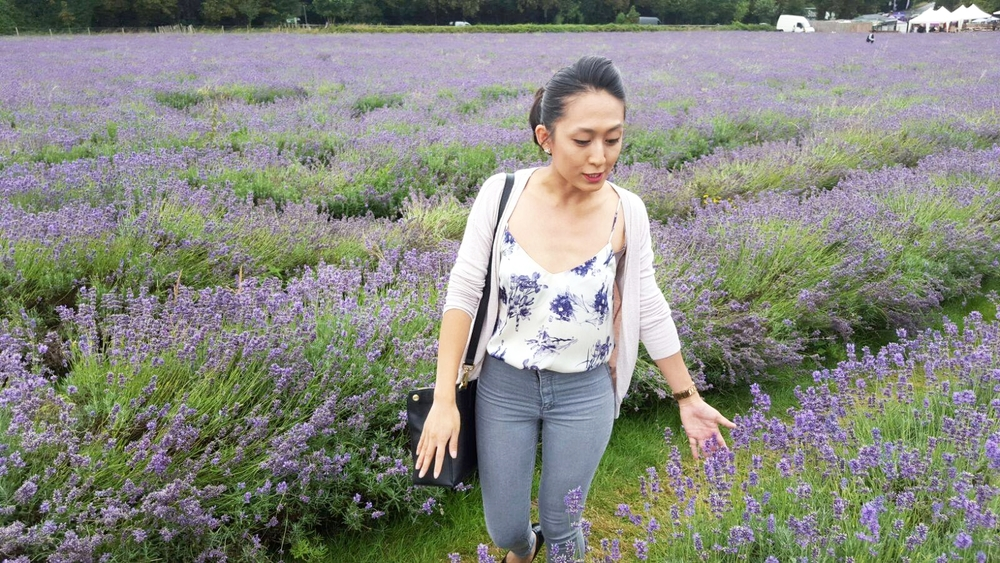 Superpeachlife blog Mayfield lavender 2