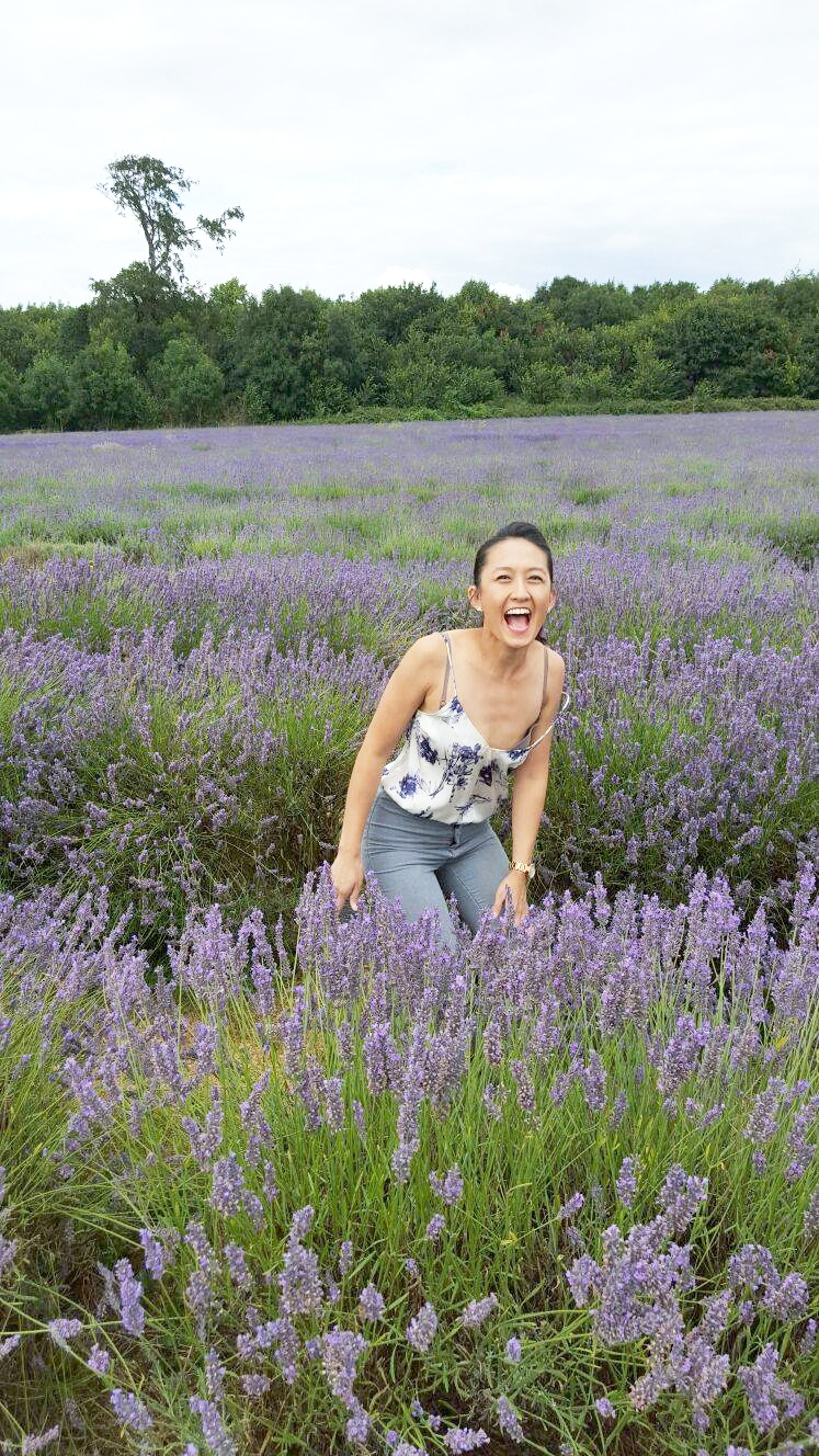 Superpeachlife blog Mayfield lavender 10